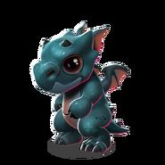 Gargoyle Dragon Baby