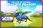 150px-Peacock Dragon Advertisement (Dragon of the Week 2017)