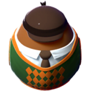 Gentleman Dragon Egg