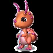 Ant Dragon Baby