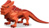 Brick Dragon