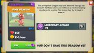 Pixie Dragon Base Stats - Codex Entry