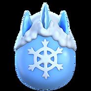 Snow Queen Dragon Egg