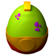 Boxer Dragon Egg