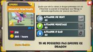 Dragon PRINTEMPS fiche