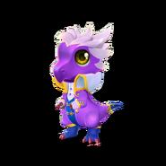 Regal Dragon Baby