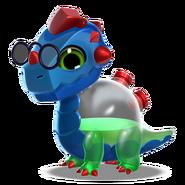 Chemistry Dragon Baby