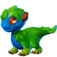 DragonMYRTILLE Bebe