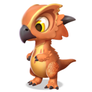 Owl Dragon Baby