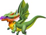 Dragon ORANGE-GORGE