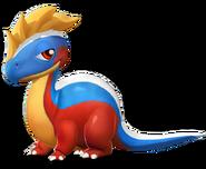 Tricolor Dragon