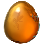 Amber Dragon Egg