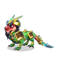 Guan Di Dragon
