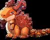 Faun Dragon