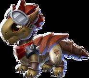 Bébé dragon FRICHE