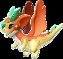 Caramel Dragon