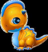 Shooting Star Dragon Baby