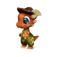 Tracht Dragon Baby