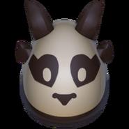 Panda Dragon Egg