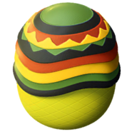 Rastafari-egg