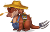 Farmer Dragon