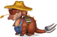 Farmer Dragon