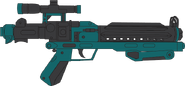 Changling Order Sonn Blas F-11D Blaster Rifle