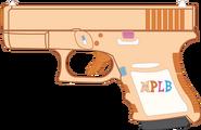 Madame Pom's Glock 29