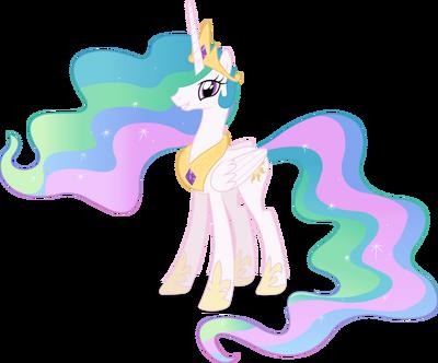 Princess celestia vector 01 by spaz featherbrain-d8m8987