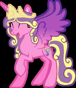 Princess Skyla (Teenager)