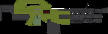 M65A1 Pulse LMG