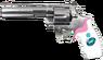 Sharon's Colt Anaconda revolver