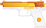 King Solar Flare's H&K Mk. 23 pistol
