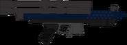 SZ-77 Light Repeating Blaster pistol