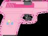 Pinkie's P11 pistol