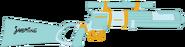 Jasmine's EE-3 Carbine rifle