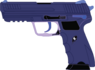Luna's HH45 pistol