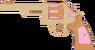 Peachy Heart's S&W M29 Revolver