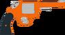 Jasper Jones' Colt Police Positive Revolver