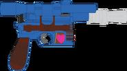 July's BlasTech DL-44 Blaster