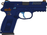 Trench Sweeper's FNX-9 Pistol