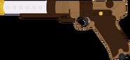 Ace Uno's A180 Blaster Pistol