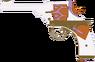 Joe Joey's Webley-Fosbery Revolver