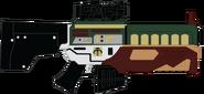 Leo's DH-X Heavy Blaster Rifle