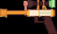 Captain Calaeno's Weequay Blaster Pistol