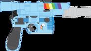Rainbow Dash's BlasTech DL-44 Blaster
