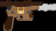 Ace Uno's BlasTech DL-44 Blaster