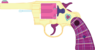 Sour Sweet's Colt Police Revolver
