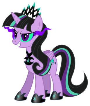 Request princess twivine sparkle by masemj-d7r00dg