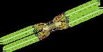 Shrek's Quad-Bladed lightsaber